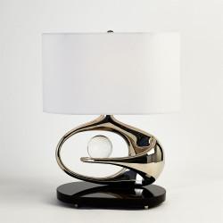Orbit Lamp - Nickel