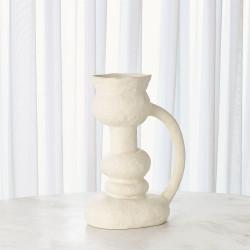 Remi Vase - White