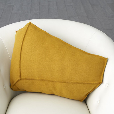 Rock Pillow - Camel - Right
