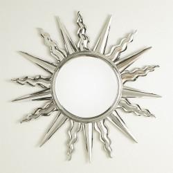 Soleil Mirror - Nickel