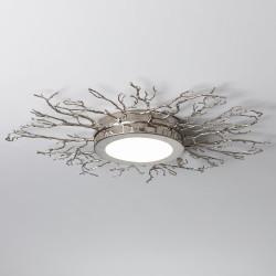 Twig Ceiling Fixture - Nickel