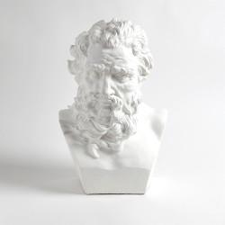 Zeus Sculpture