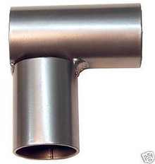 "Gambrel 1-3/8"" 90 degree Elbow Fitting"