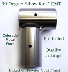 "90 degree fitting for 1"" EMT"