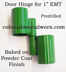 "Door Hinge for 1"" EMT"