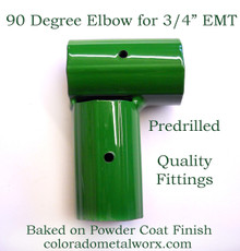 "90 Degree Elbow Fitting for 3/4"" EMT"