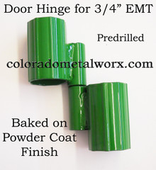 "Door Hinge for 3/4"" EMT"