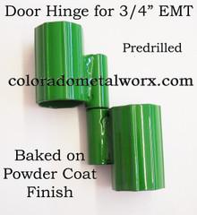 """Door Hinge for 3/4"""" EMT"""