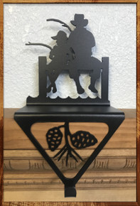 Dad & Son Fishing Stocking Holder