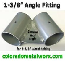 """1-3/8"""" Angle Fitting"""