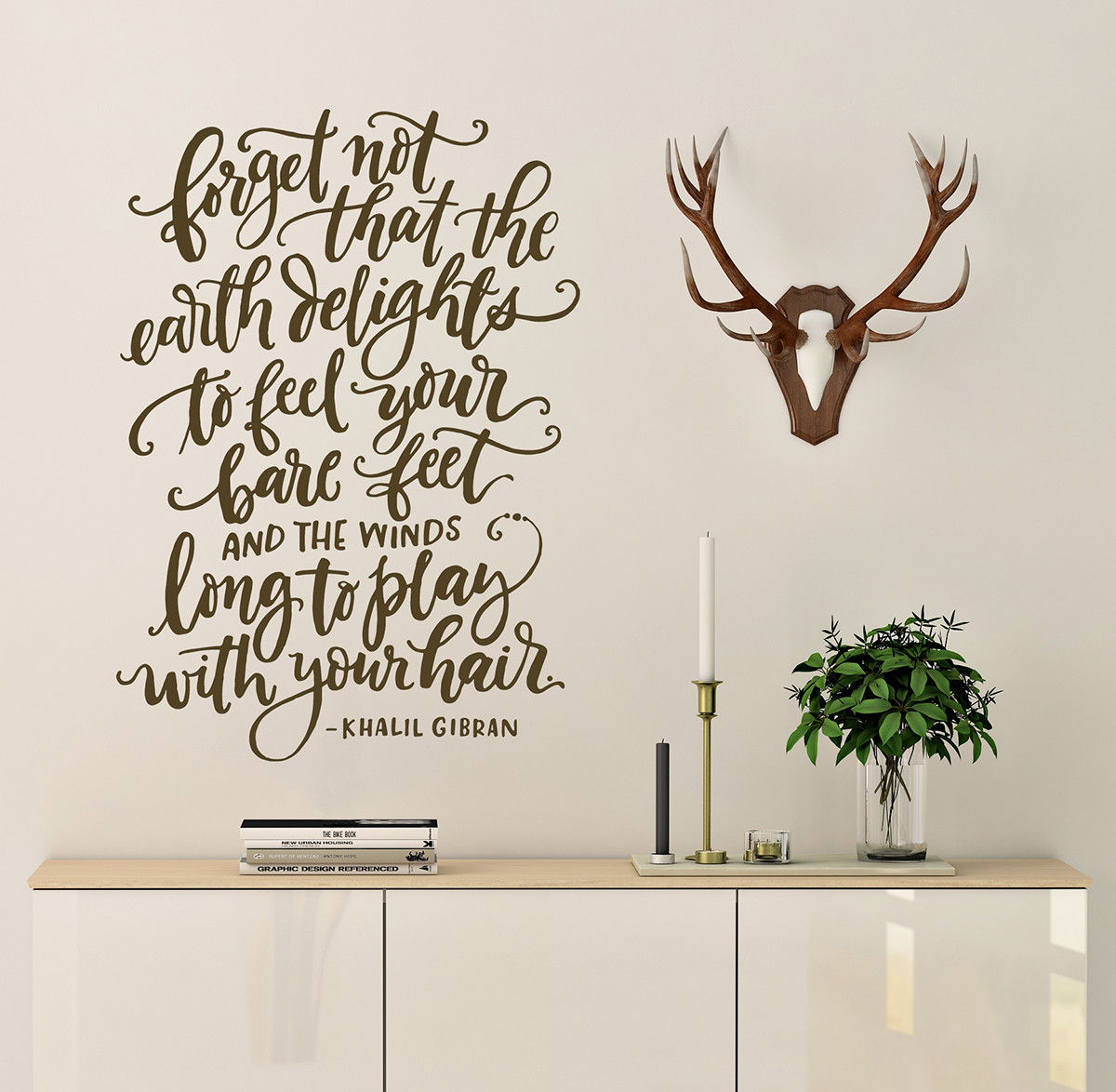 Outdoor Quotes Inspirational Nature Quotes Word Decals Gibran