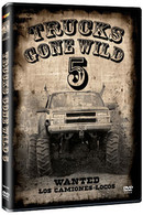 TRUCKS GONE WILD VOL. 5 - DVD