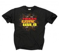 TGW ORIGINAL LOGO TEE - BLACK