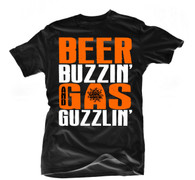 TGW BEER BUZZIN' AND GAS GUZZLIN' TEE