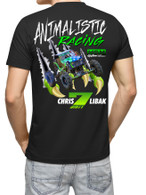 Animalistic Racing Tee