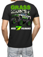 Grass Money Mega Truck Tee