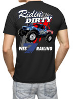 Ridin Dirty Racing Tee