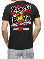 Yeager Bomb Mud Racing Tee