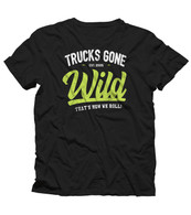 Trucks Gone Wild 2020 Tee - Black
