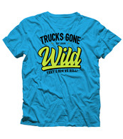 Trucks Gone Wild 2020 Tee - Blue