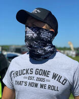 Trucks Gone Wild Logo Dust Mask