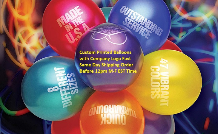 custom balloons-personalized balloons