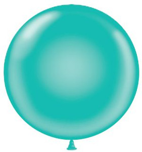 teal balloons tuf tex teal latex balloons