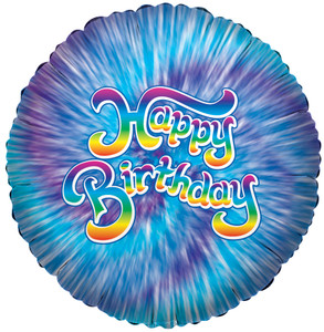 mylar birthday balloons