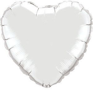 mylar heart balloons,foil heart balloons