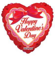 valentine balloons mylar balloons