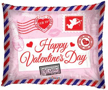 mylar valentine balloons