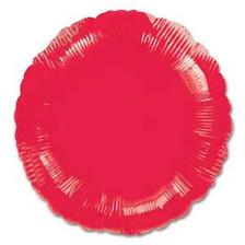 red mylar balloons
