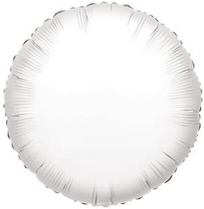 white mylar balloons,white helium balloons