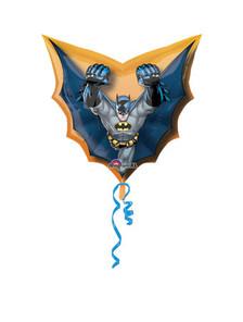 bat man balloons