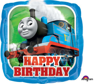 "18"" Thomas Birthday"
