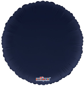 navy blue balloons mylar dark blue balloons