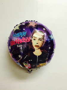 "18"" Angelina Jolie Balloon As Lara Coft 5c"