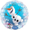 "18"" Disney Frozen OLAF Helium Foil Balloon 1ct #30648"