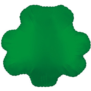 "18"" St.Patrick's Day Clover Balloon 1ct #413023"