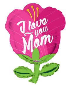 i love you mom balloona