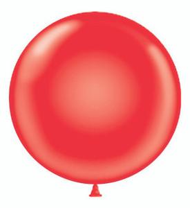 big red balloon-36-inch-balloons