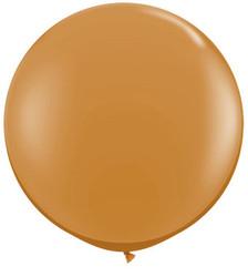 36-inch-mocha-brown-balloon