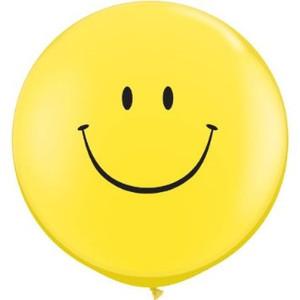 smile balloons