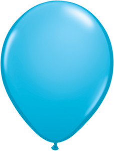 "11"" Qualatex Robin Egg Blue Helium Latex 100ct #82685"