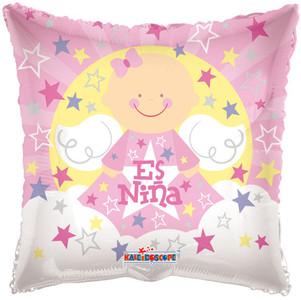 "9"" Es Nina Foil Balloon 1ct"