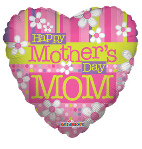 """9"""" Mini Mother's Day Mom & Flowers 1ct #84081-09"""