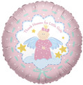 "9"" Thank Heaven For Little Girls Air Fill Only 1ct"