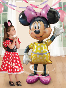 "54"" Minnie Mouse AirWalker Balloon #08319AW"
