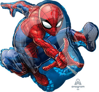 spider man balloon