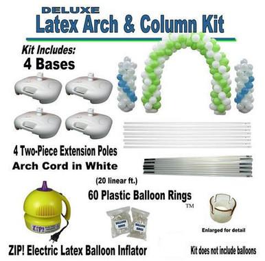 balloon arch kit balloons fast